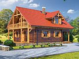 Osiek drewniany